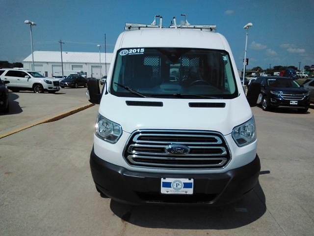 2015 Ford Transit 150 Medium Roof 4x2, Upfitted Cargo Van #LU5041 - photo 3