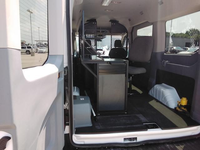 2015 Ford Transit 150 Medium Roof 4x2, Upfitted Cargo Van #LU5041 - photo 22