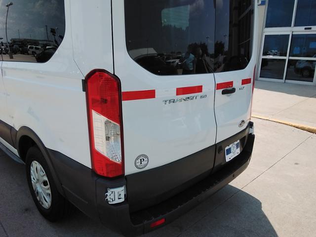 2015 Ford Transit 150 Medium Roof 4x2, Upfitted Cargo Van #LU5041 - photo 24
