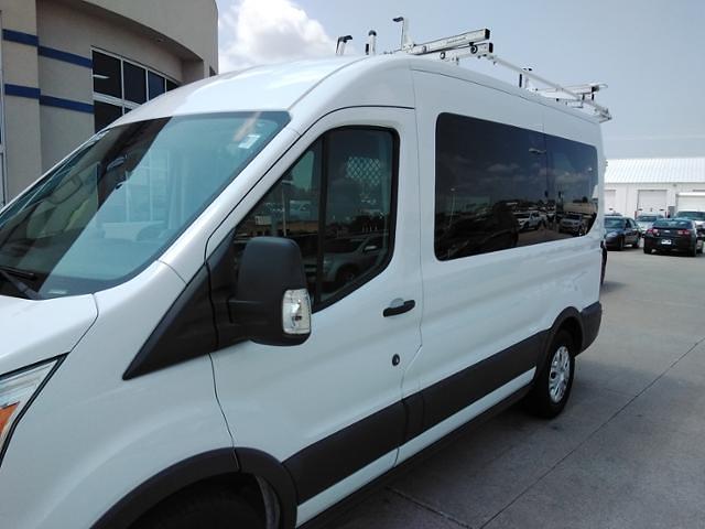 2015 Ford Transit 150 Medium Roof 4x2, Upfitted Cargo Van #LU5041 - photo 39