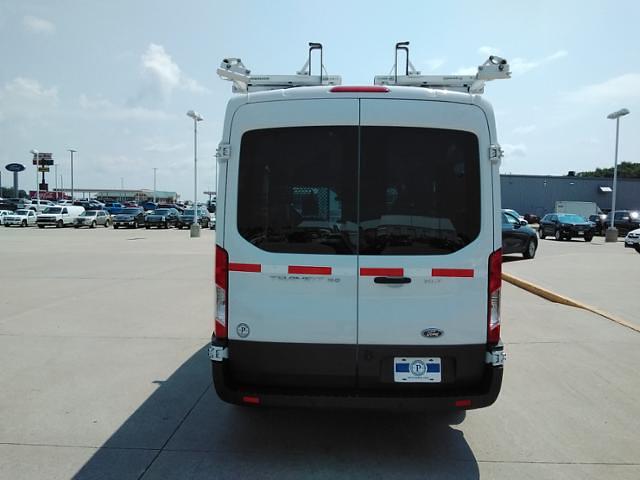 2015 Ford Transit 150 Medium Roof 4x2, Upfitted Cargo Van #LU5041 - photo 7