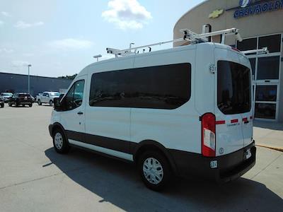 2015 Ford Transit 150 Medium Roof 4x2, Upfitted Cargo Van #LU5041 - photo 6