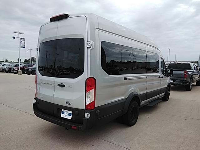 2019 Transit 350 HD High Roof DRW 4x2,  Passenger Wagon #LU5109 - photo 2