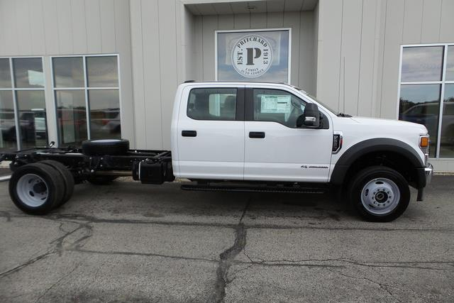 2020 Ford F-550 Crew Cab DRW 4x4, Cab Chassis #RP53 - photo 4