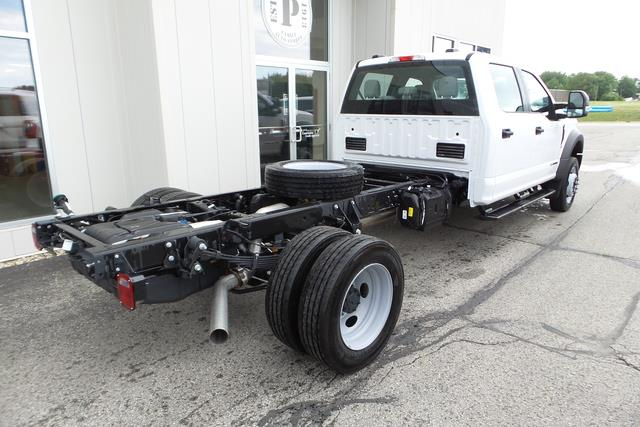 2020 Ford F-550 Crew Cab DRW 4x4, Cab Chassis #RP53 - photo 2