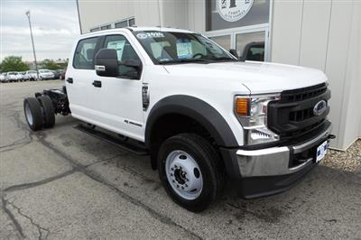 2020 Ford F-550 Crew Cab DRW 4x4, Cab Chassis #RP53 - photo 1