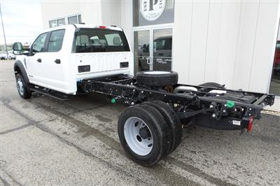 2020 Ford F-550 Crew Cab DRW 4x4, Cab Chassis #RP53 - photo 6