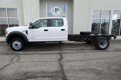 2020 Ford F-550 Crew Cab DRW 4x4, Cab Chassis #RP53 - photo 7