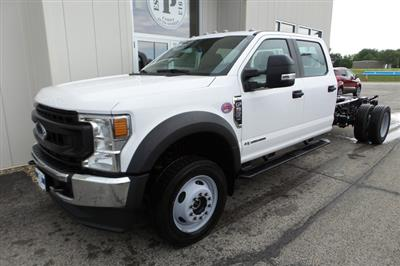 2020 Ford F-550 Crew Cab DRW 4x4, Cab Chassis #RP53 - photo 8