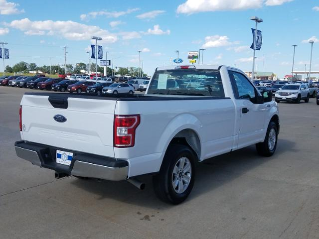 2019 Ford F-150 Regular Cab RWD, Pickup #RP57 - photo 2