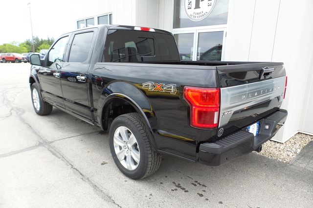 2019 F-150 SuperCrew Cab 4x4,  Pickup #T2616 - photo 1