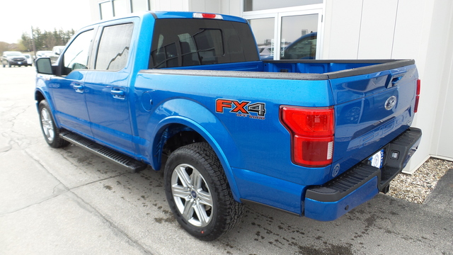 2019 F-150 SuperCrew Cab 4x4,  Pickup #T2619 - photo 1