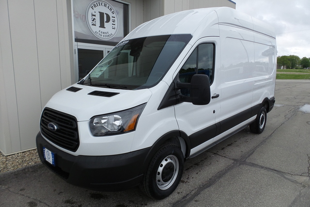 2019 Transit 250 High Roof 4x2,  Empty Cargo Van #T2655 - photo 1
