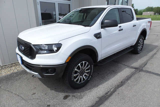 2019 Ranger SuperCrew Cab 4x4,  Pickup #T2664 - photo 1