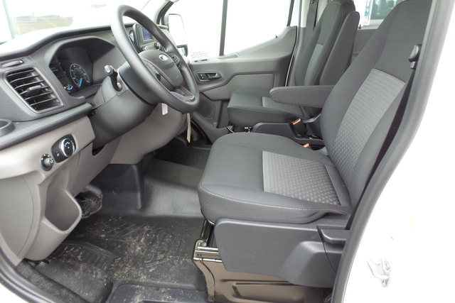 2020 Ford Transit 350 HD High Roof DRW RWD, Passenger Wagon #T2771 - photo 9
