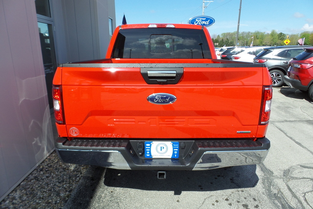 2020 F-150 SuperCrew Cab 4x4, Pickup #T2816 - photo 2