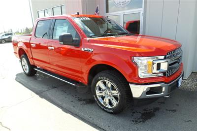 2020 F-150 SuperCrew Cab 4x4, Pickup #T2816 - photo 3