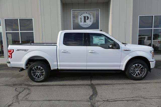 2020 Ford F-150 SuperCrew Cab 4x4, Pickup #T2915 - photo 4
