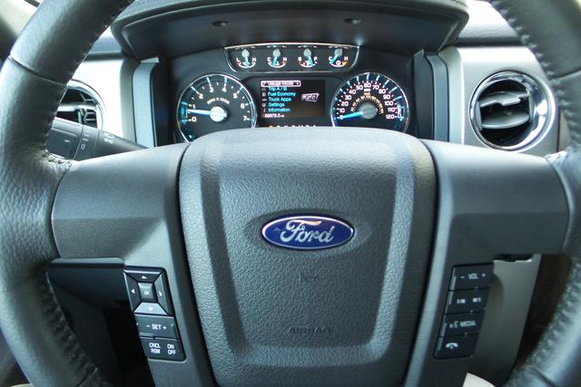2013 Ford F-150 SuperCrew Cab 4x4, Pickup #T2945A - photo 12