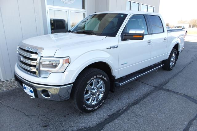 2013 Ford F-150 SuperCrew Cab 4x4, Pickup #T2945A - photo 8