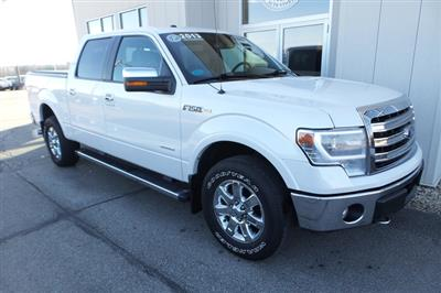 2013 Ford F-150 SuperCrew Cab 4x4, Pickup #T2945A - photo 1