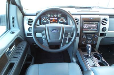 2013 Ford F-150 SuperCrew Cab 4x4, Pickup #T2945A - photo 3