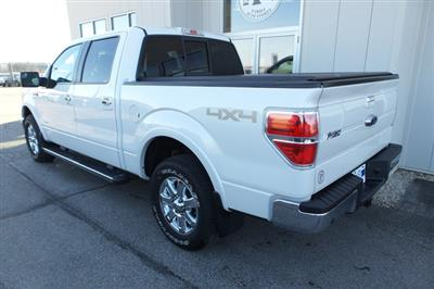 2013 Ford F-150 SuperCrew Cab 4x4, Pickup #T2945A - photo 6