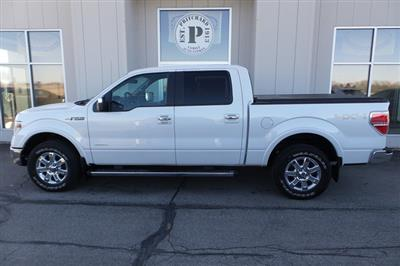 2013 Ford F-150 SuperCrew Cab 4x4, Pickup #T2945A - photo 7