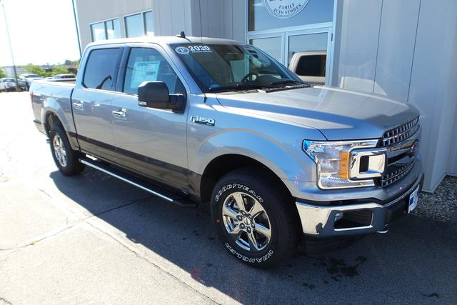 2020 Ford F-150 SuperCrew Cab 4x4, Pickup #T2967 - photo 1