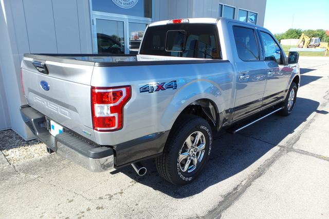 2020 Ford F-150 SuperCrew Cab 4x4, Pickup #T2967 - photo 2