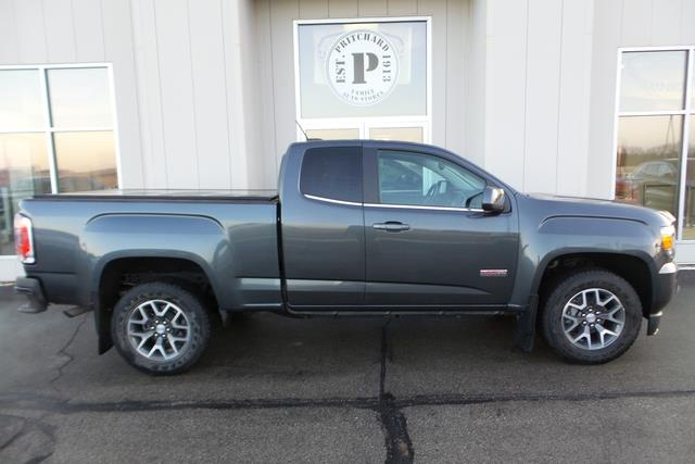 2016 GMC Canyon Extended Cab 4x4, Pickup #T3076B - photo 4