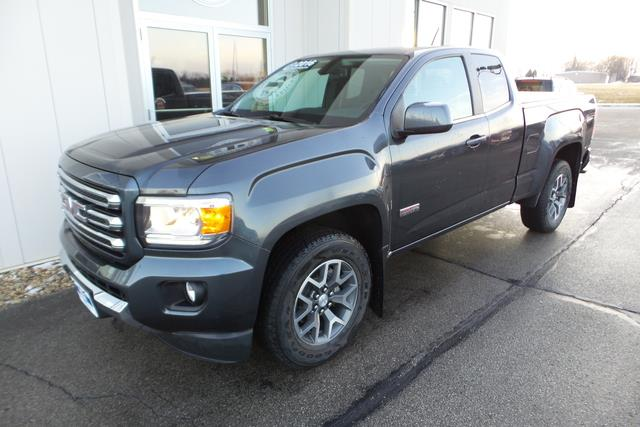 2016 GMC Canyon Extended Cab 4x4, Pickup #T3076B - photo 8