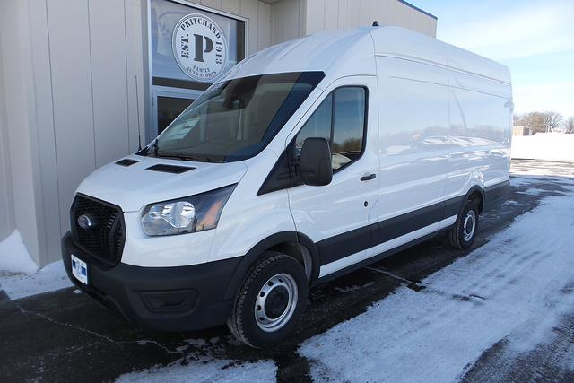 2021 Ford Transit 250 High Roof 4x2, Empty Cargo Van #T3087 - photo 9