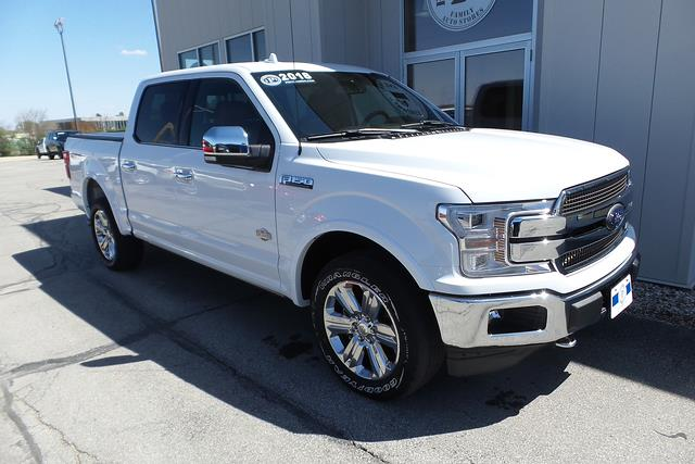 2018 Ford F-150 SuperCrew Cab 4x4, Pickup #T3121A - photo 1