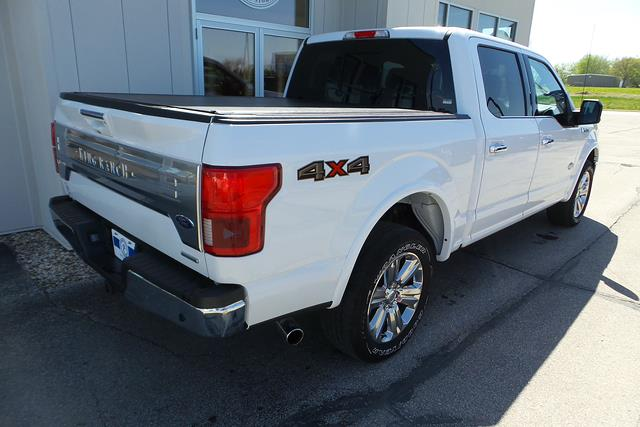 2018 Ford F-150 SuperCrew Cab 4x4, Pickup #T3121A - photo 2