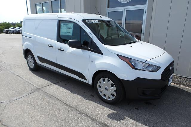 2021 Ford Transit Connect FWD, Empty Cargo Van #T3242 - photo 1
