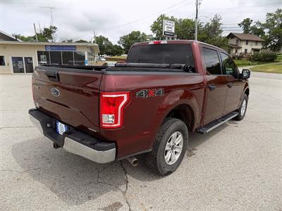 2015 Ford F-150 SuperCrew Cab 4x4, Pickup #U1571B - photo 2