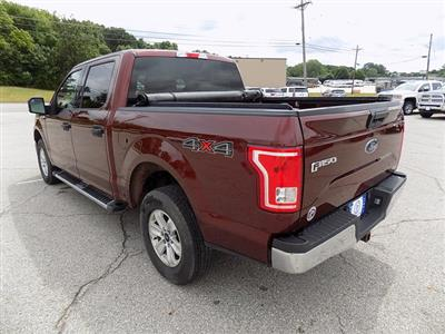 2015 Ford F-150 SuperCrew Cab 4x4, Pickup #U1571B - photo 6