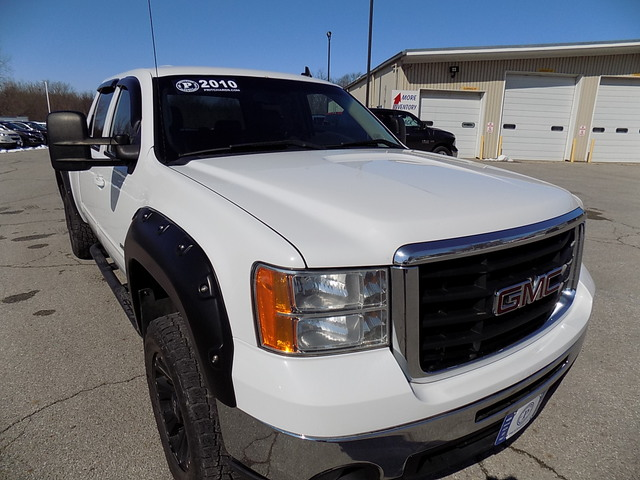 2010 Sierra 2500 Crew Cab 4x4, Pickup #U1632A - photo 1
