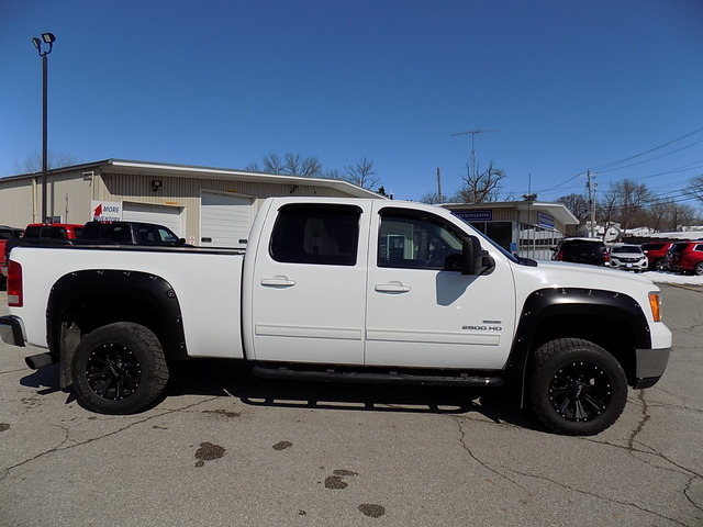 2010 Sierra 2500 Crew Cab 4x4, Pickup #U1632A - photo 4