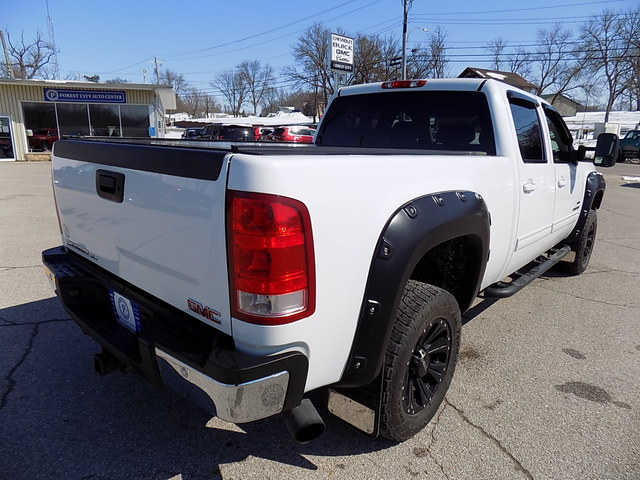 2010 Sierra 2500 Crew Cab 4x4, Pickup #U1632A - photo 2