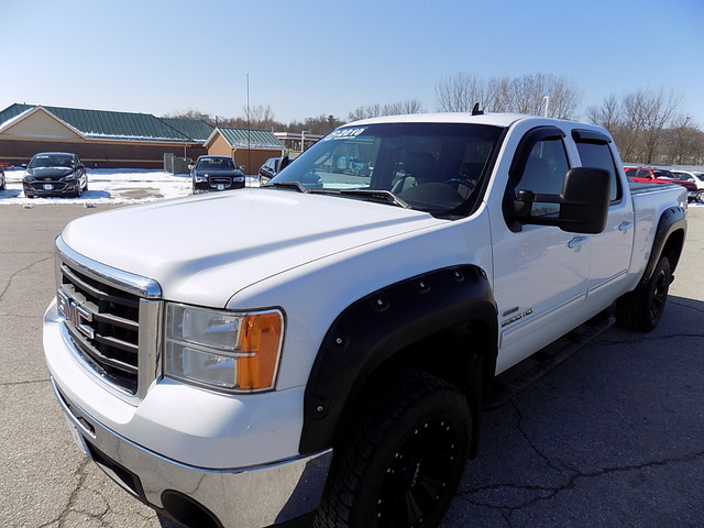 2010 Sierra 2500 Crew Cab 4x4, Pickup #U1632A - photo 8