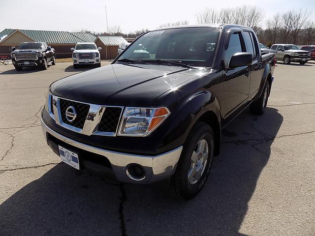 2008 Nissan Frontier 4x4, Pickup #U1789C - photo 22