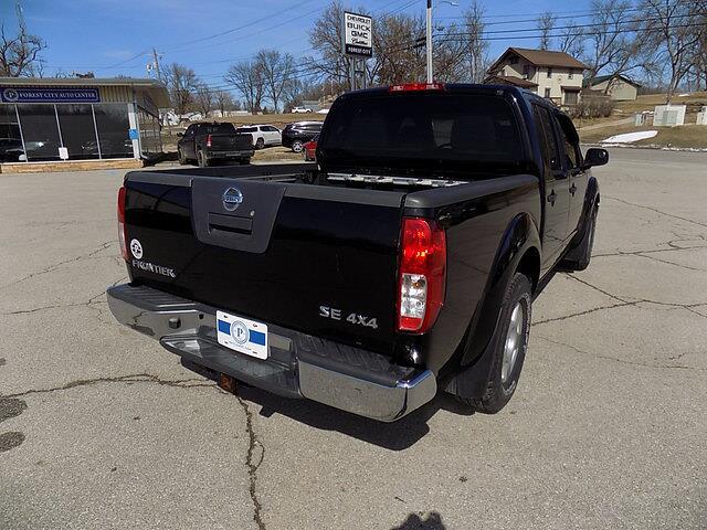 2008 Nissan Frontier 4x4, Pickup #U1789C - photo 1