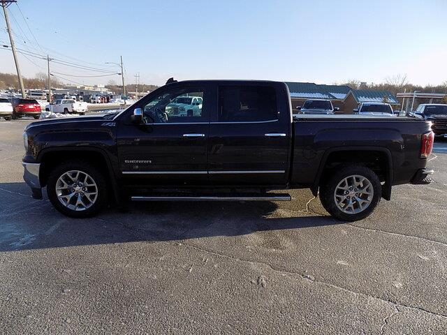 2016 GMC Sierra 1500 Crew Cab 4x4, Pickup #U1803A - photo 10