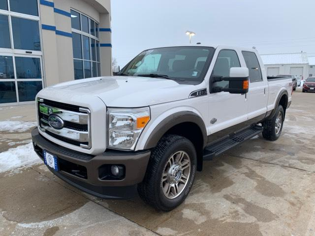 2015 F-350 Crew Cab 4x4, Pickup #lu2031 - photo 4