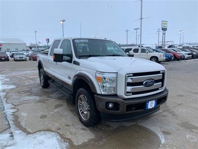 2015 F-350 Crew Cab 4x4, Pickup #lu2031 - photo 1