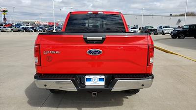 2016 Ford F-150 SuperCrew Cab 4x4, Pickup #LU3007A - photo 4