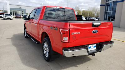 2016 Ford F-150 SuperCrew Cab 4x4, Pickup #LU3007A - photo 5