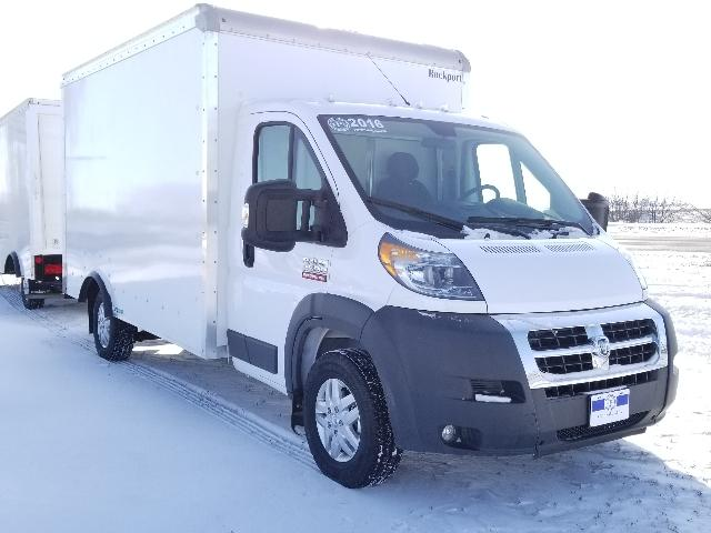 2017 ProMaster 3500 Low Roof FWD,  Rockport Cutaway Van #C0308 - photo 1
